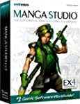 Manga Studio EX 4 (Mac/PC CD)