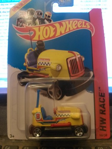 Hot Wheels HW Race Bump Around 166/250 2014 - 1