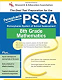 Pennsylvania PSSA Grade 8 Math (Pennsylvania PSSA Test Preparation) (0738600296) by Hearne Ph.D., Stephen