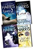 Charlaine Harris Collection Harper Connelly 4 Books Set Pack �27.96