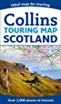 Collins Touring Map Scotland