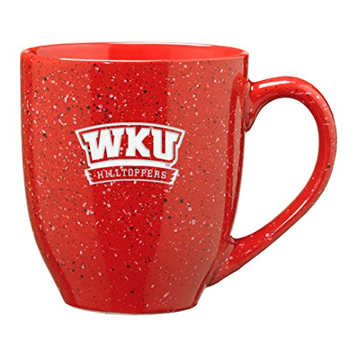 Western Kentucky University - 16-Ounce Ceramic Coffee Mug - Red
