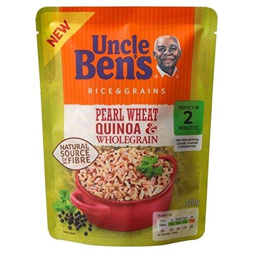 uncle-bens-integrale-perla-di-grano-e-quinoa-220g-di-riso-confezione-da-6