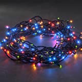 120x MICRO LED MULTI-COLOURED fairy lights, 8.3m, Christmas - 3631-500 - made by Konstsmide