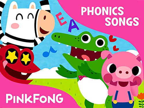 Pinkfong! Phonics Songs