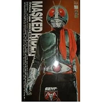 RAH Real Action Heros DX Masked Rider New No.1 16 scale ABS & ATBC PVC Figure
