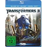 "Transformers 3 - Dark of the moon (+ Blu-ray 3D) [Blu-ray]von ""Shia LaBeouf"""