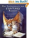 Das Technikbuch der Fantasy Kunst
