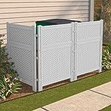 Suncast FS4423 Outdoor Screen Enclosure Outdoor Decorative Fences