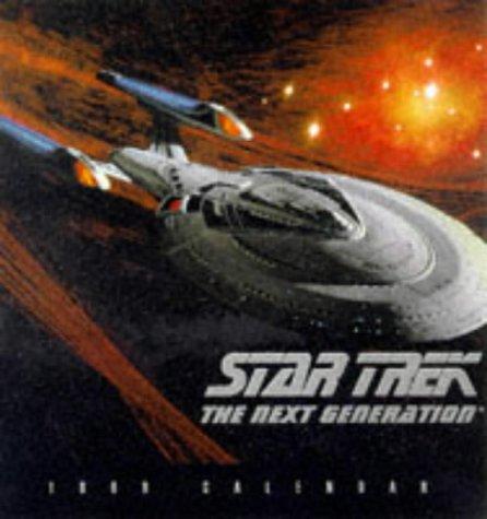 Cal 99 Star Trek the Next Generation Calendar