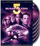 Babylon 5: Season 4 [DVD]