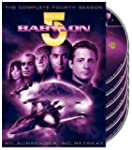 Babylon 5: Season 4 [DVD]