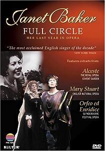 Janet Baker - Full Circle / Gluck, Donizetti, Elgar