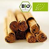 Bio Zimtstangen, Ceylon, ganz, 10 Stück (von Pfeffercorner)