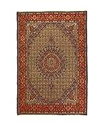 Eden Carpets Alfombra Mud Rojo/Multicolor 295 x 195 cm