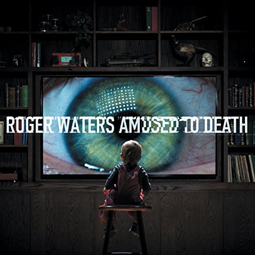 Roger Waters - Amused To Death (Cd Bluray) - Zortam Music