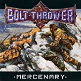 Mercenary by Bolt Thrower (1998) Audio CD