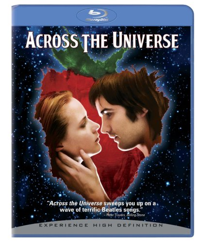 Cover art for  Across the Universe [Blu-ray]