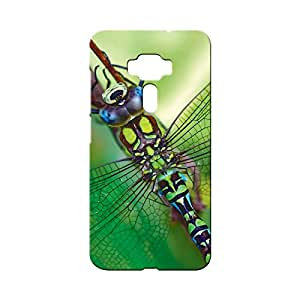 G-STAR Designer Printed Back case cover for Asus Zenfone 3 (ZE552KL) 5.5 Inch - G1855