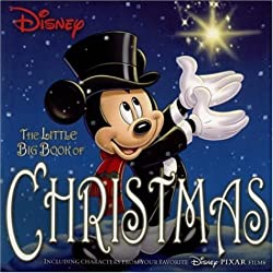 Disney The Little Big Book Of Christmas