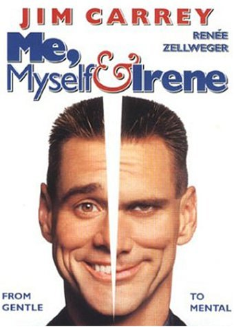 Me, Myself And Irene [VHS] [UK Import]