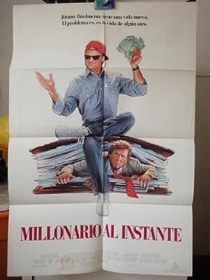 Original Poster Taking Care Of Business Millonario Al Instante James Belushi Charles Grodin