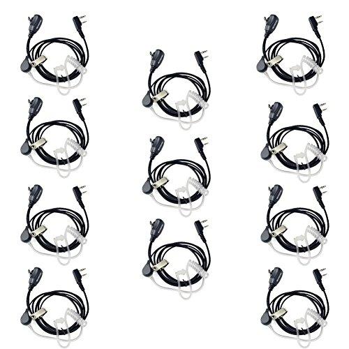 retevis-10-packs-micro-ecouteur-ptt-microphone-tube-in-ear-oreillette-avec-2-pinces-reduction-du-bru