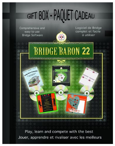 Bridge Baron 22 Gift Box Games 22