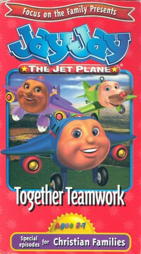 Jay Jay The Jet Plane: Together Teamwork