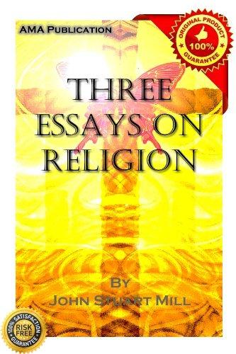 mill three essays on religion