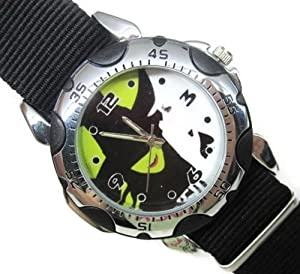 Happy New Year Gifts Wristwatches Nylon Band USFSP41 Rotating Bezel Sporty Wrist Watch + Nylon Strap - Wicked The Musical