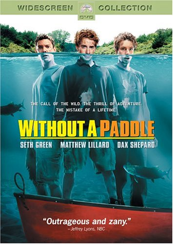 Cover art for  Without a Paddle (Widescreen Edition)