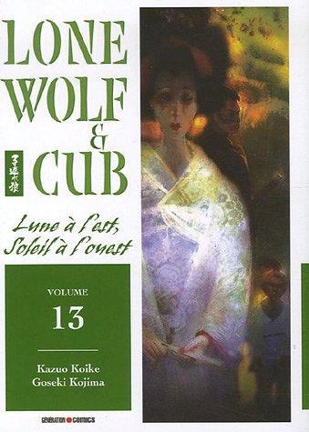 Lone wolf & cub Vol.13