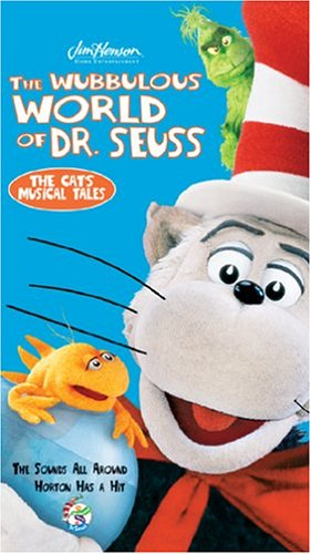 The Wubbulous World of Dr. Seuss - The Cat's Musical Tales [VHS]