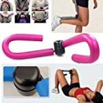 KLY- Pink Thighmaster Exerciser Worko...