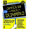 Microsoft Office 98 for Macs for Dummies