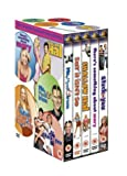 The Farrelly Brothers Box Set - Me, Myself & Irene/Say It Isn't So/Shallow Hal/There's Something About Mary/Stuck On You [DVD]