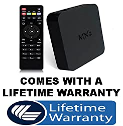 Keyman Electronics® MXQ Quad Core Android Tv Box Watch Any Movie & Tv Show XBMC Plus Best Addons
