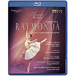 Alexander Glazunov: Raymonda [Blu-ray]