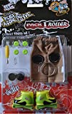 Grip&Tricks - Juguete en dedo - Un par de Finger Roller Aggressive - Skates - Inline -