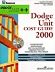 Dodge Unit Cost Guide 2000