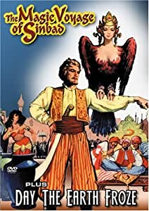 The Magic Voyage Of Sinbad / The Day The Earth Froze