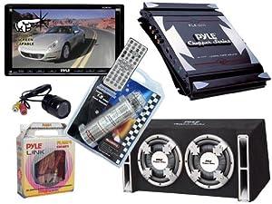 Amazon.com: Pyle Package for Car/Truck/SUV -- PLDN70U 7