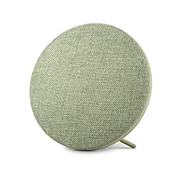 Photive Sphere Portable Wireless Bluetooth Speaker with Built In Stand- Olive