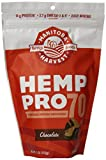 Manitoba Harvest Hemp Pro 70, Chocolate, 11 Ounce