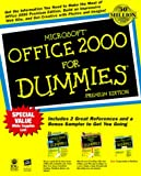 Microsoft Office 2000 For Dummies (076450519X) by Wang, Wallace