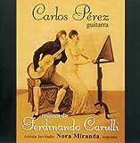 Carlos Perez Musica De Ferdinando Carulli