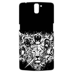 a AND b Designer Printed Mobile Back Cover / Back Case For OnePlus One (1Plus1_3D_2189)