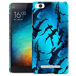 Theskinmantra Pattern 267 back cover for Xiaomi Mi 4i
