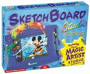 KB Gear Disney Sketchboard Studio (Discontinued by Manufacturer)